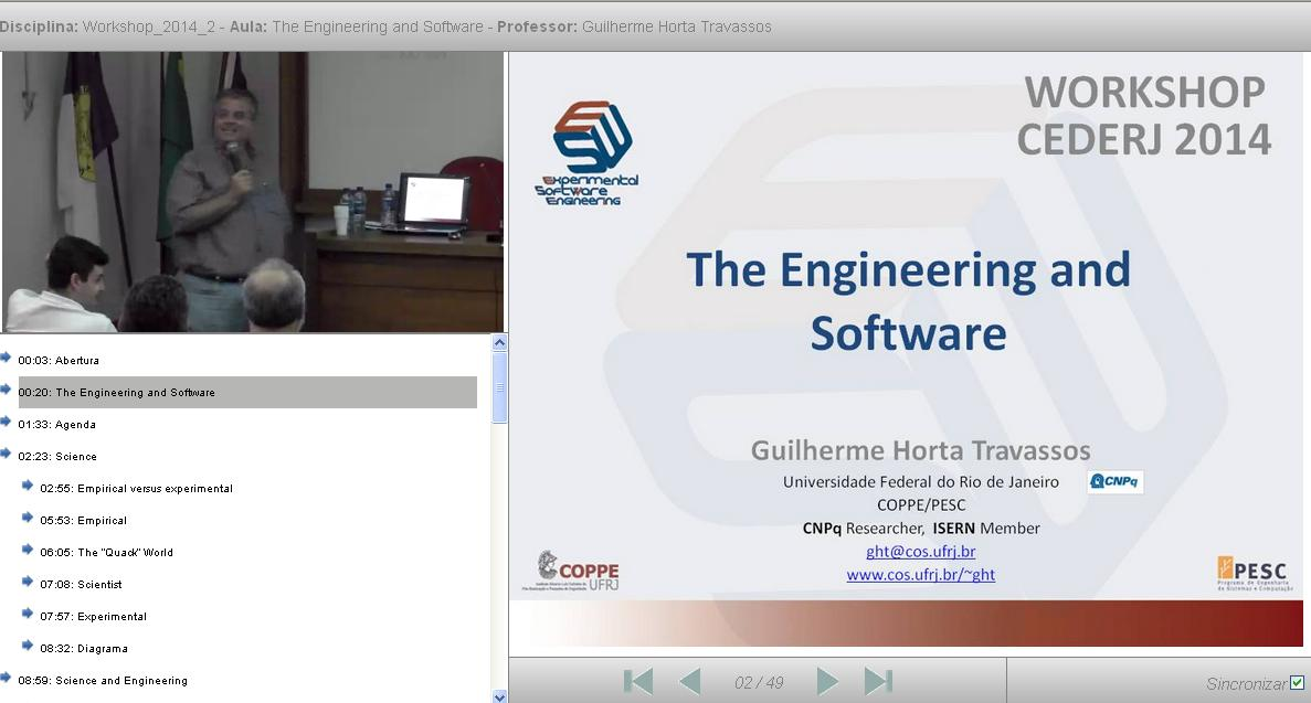 The Engineering and Software